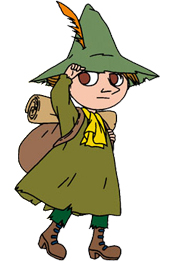 The philosophy of Snufkin [pt.6] – Is the only person –and the only moment– that exists this one right now? There's no past you, no past you, no future you, but only this one right now?