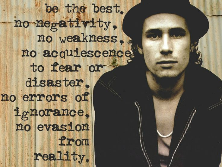 The Philosophy of: Jeff Buckley