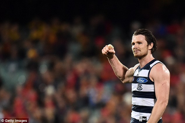 The philosophy of: Patrick Dangerfield [Without the fuck-ups there's no FUCK YEAH's]