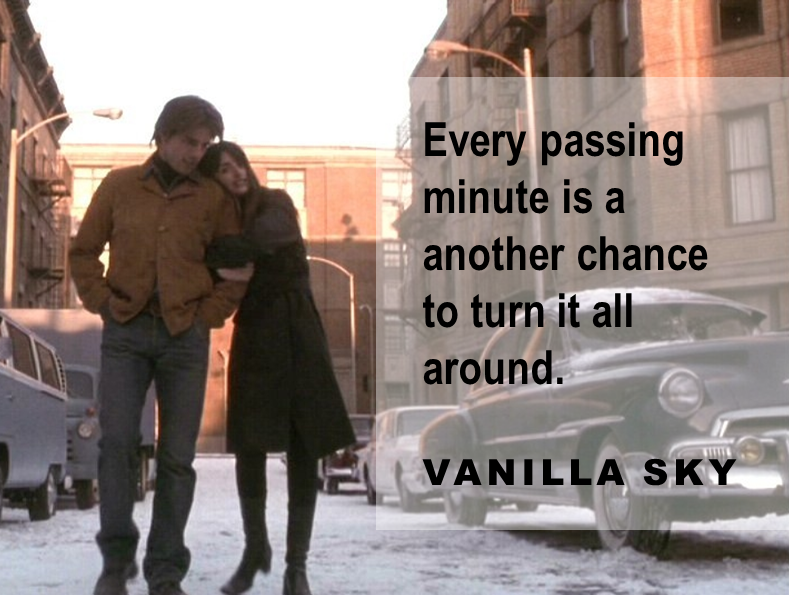 The philosophy of: Vanilla Sky