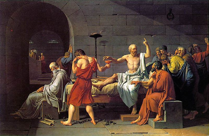 The philosophy of: Socrates (On daily routine)