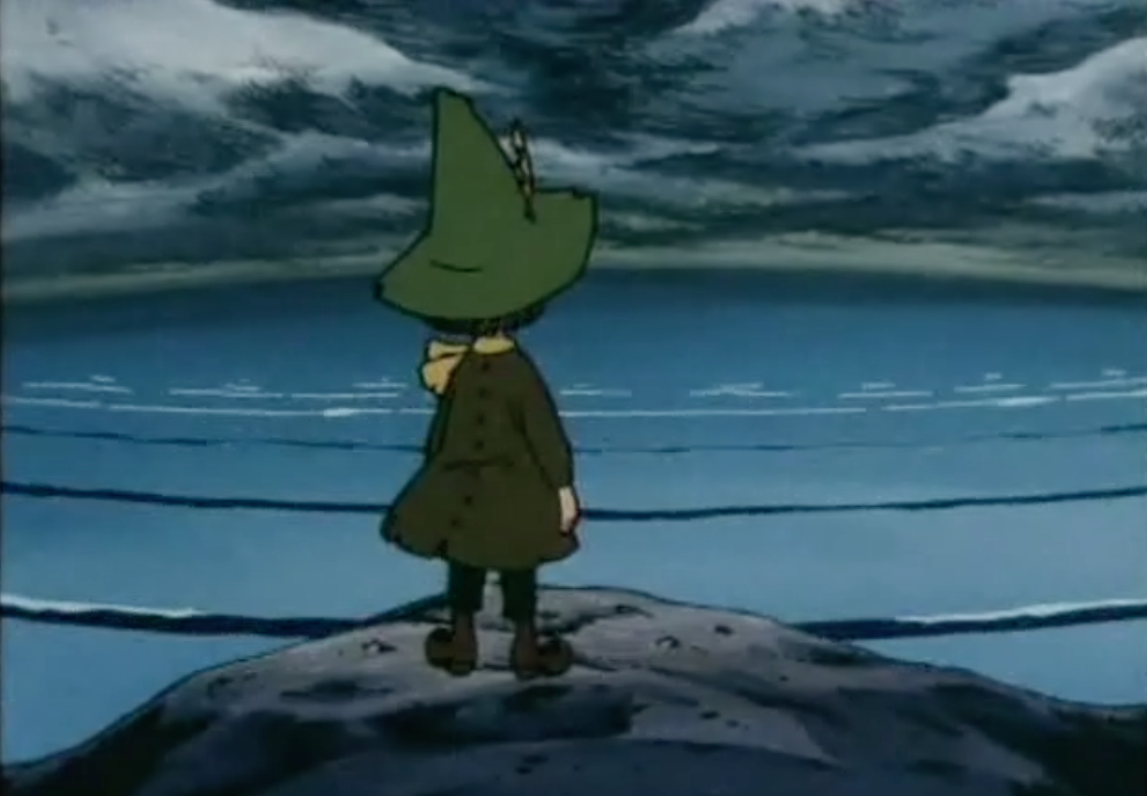 The philosophy: of Snufkin [pt.4] – Let go of control because 'It's exciting'