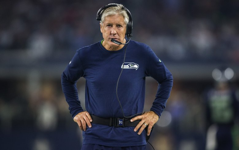 The Stoicism(?) of Seattle Seahawks coach Pete Carroll – Did the Seattle coach just undermine his own belief in his players (and/or in himself)? [+ The -for reals- Stoicism of: LA Chargers Quarterback Philip Rivers]