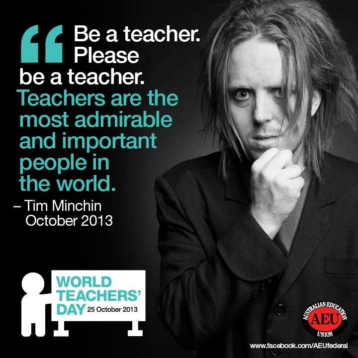 The Philosophy of: Tim Minchin (& Example) – A life of learning, teaching and helping is a complete one (and the life of a playful kid)