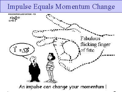 The philosophy of: Impulse – The change of momentum