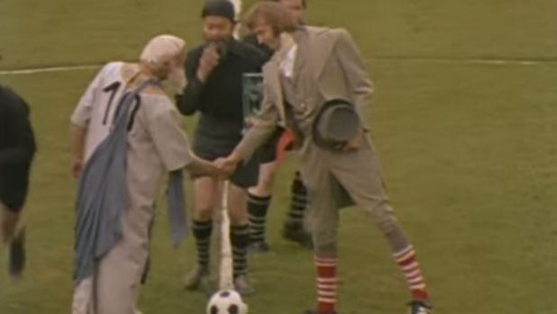 The Philosophy of: Monty Python's Socrates (and his match winning golazo vs Germany)