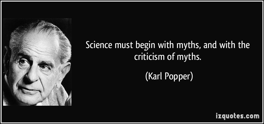 The Philosophy of: Karl Popper – Nothing can be proven right, it can only be proven wrong