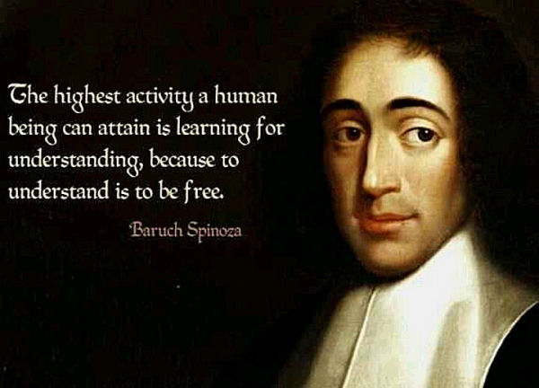 A Deep Dive into: Passion [pt.4] – Maybe it's not about avoiding passion, but accepting it as part of being human and understanding it (& The philosophy of: Baruch Spinoza)