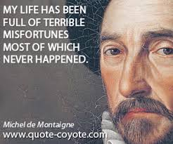 This is why I now believe in horoscopes (or at least The Onion horoscopes) & The Philosophy of: Michel De Montaigne