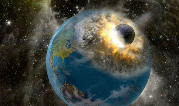 If the world got hit by an asteroid and was going to go 'kaboom' in a week from now, what would you do? How would you spend your last week? Who would you go see? What would you tell the people closest to you?