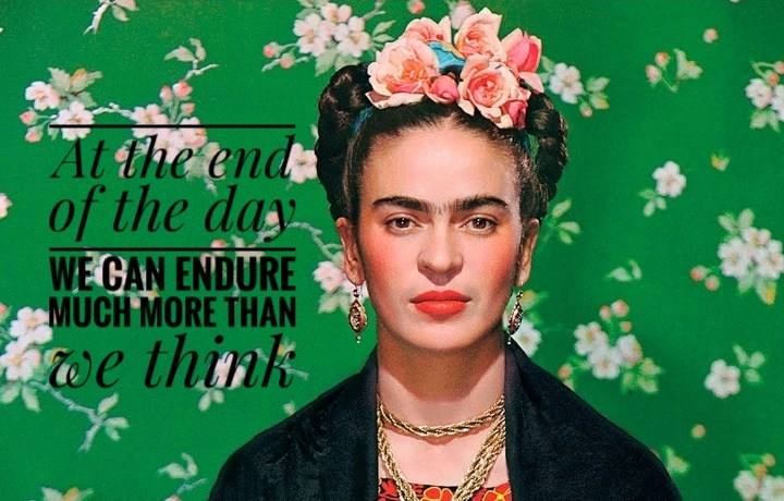 The Absurdity of: You will never truly know how you're seen by others. + The Philosophy of: Frida Kahlo [pt.3]