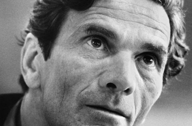 'Qual è la vera vittoria, quella che fa battere le mani o battere i cuori?' (Which is the real victory, the one that makes hands clap, or the one that makes your heart pound?' – The philosophy of Pier Paulo Pasolini