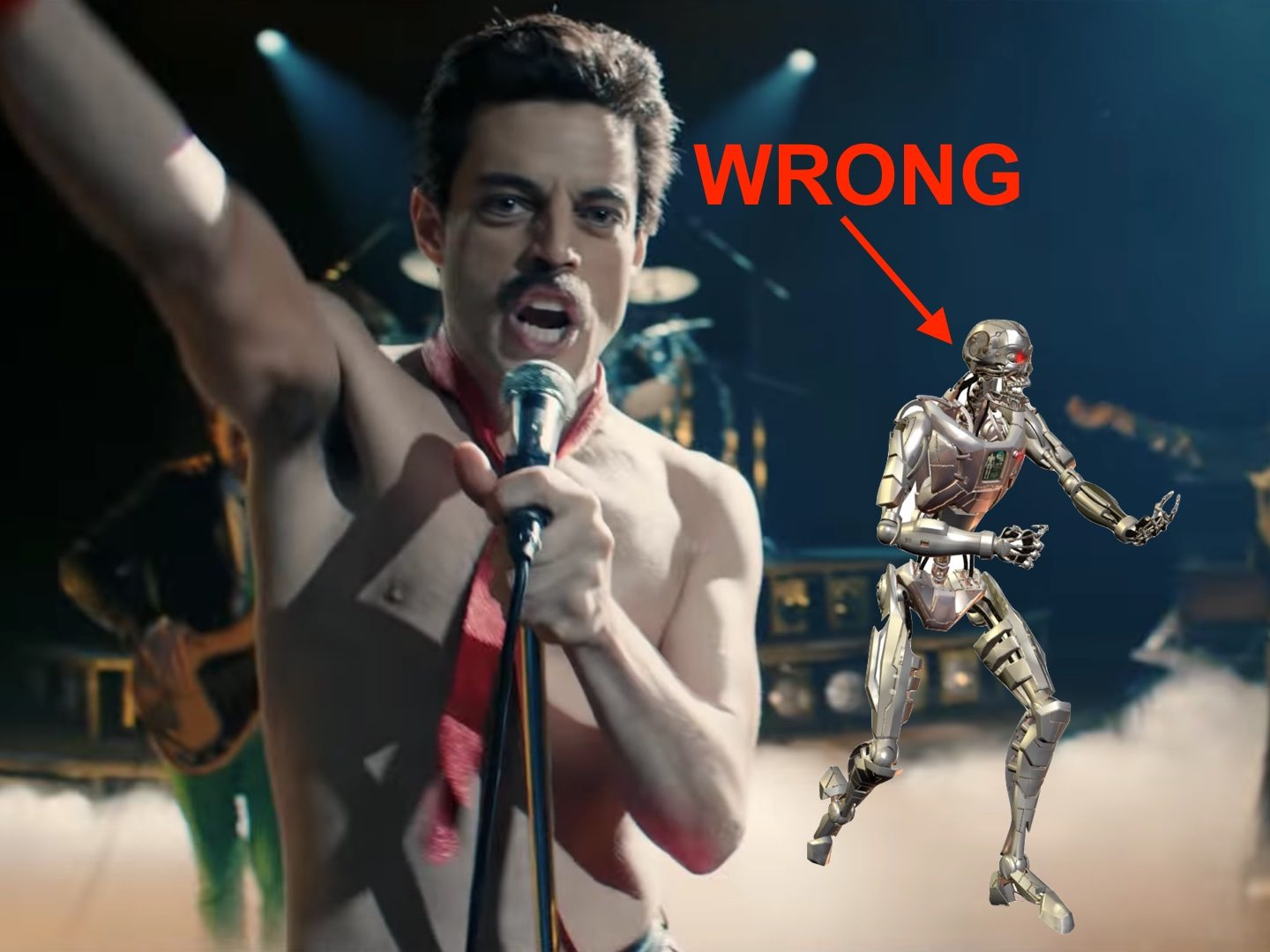WHAT A JOKE: 6 Things Bohemian Rhapsody Got Completely Wrong About The Terminator