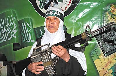 TROUBLING: 6 Signs Your Grandma May Have Recently Become A Terrorist