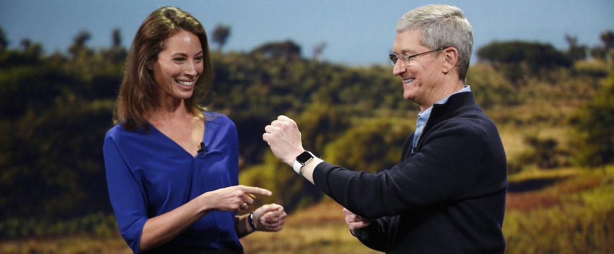 Ladies rejoice: Apple Unveils New Series 4 iBiologicalClock Apple Watch So Women Can Be Constantly Reminded Of Sole Purpose In Life And How Long Until Their Life No Longer Worth Living