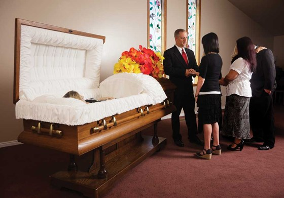 It Unclear Whether Local Corpse Liked Her Own Funeral (Or Even If Thought It Okay)