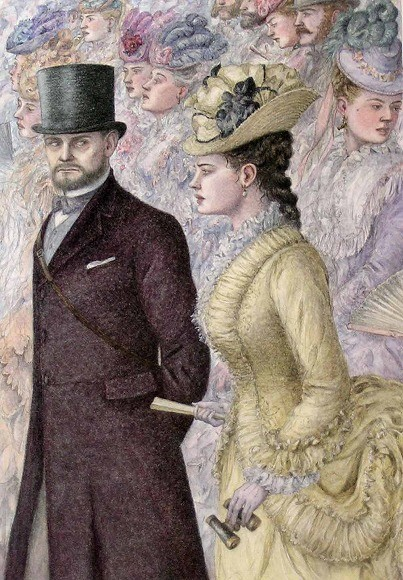 The Philosophy of: Anna Karenina's Karenin on Misfortune
