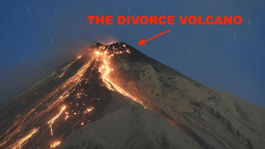 My Say: Yeah, I'm A Divorced Man And Yeah, I Know All Divorced Men Deserve To Immediately Be Tossed Into The Divorce Volcano Because They Are So Gross And Disgusting And Yuck, But Hang On, Whow There. Before You Kill Me By Hurling Me Into The Divorce Volcano, Hear Me Out, Because Although I Am Now Officially A Wretched Disgusting Garbage Human, I Still Have Some Other Stuff I Can Do And I'm Not Completely Useless to Society (By Dave Martin)