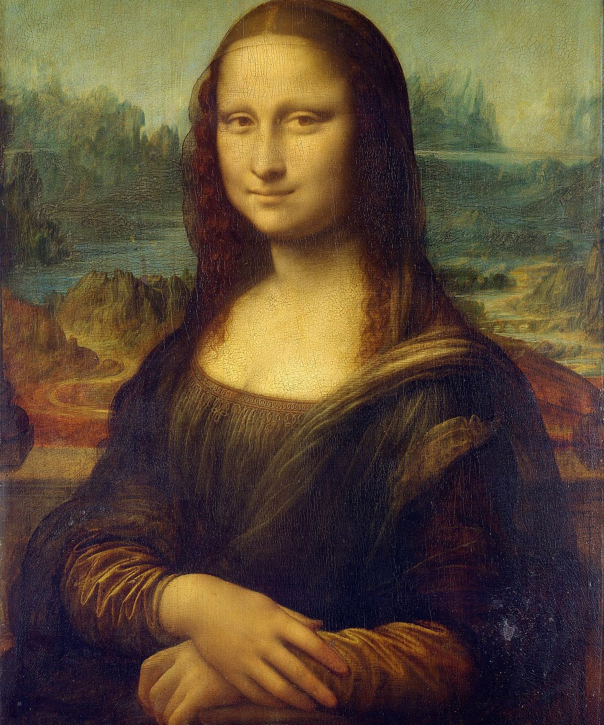 My Say: What Do You Mean 'Why Is The Mona Lisa Famous?' Because It's Famous For Being Famous For Being Famous. Idiot. Fuck You. (By Marshall McWilliamson)