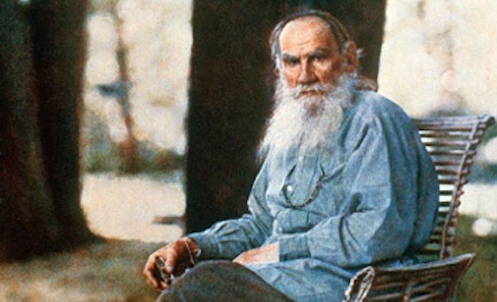 Russian Government Announces Annual Parade Through Moscow To Honour The Great And Unmatched Length Of Leo Tolstoy's Books