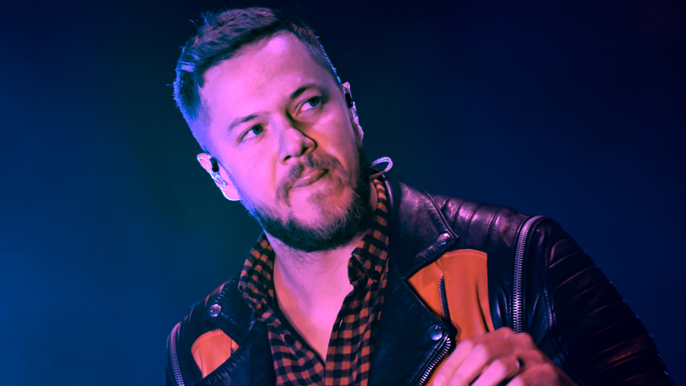 I am Dan Reynolds of Imagine Dragons, Type Anything At Me!