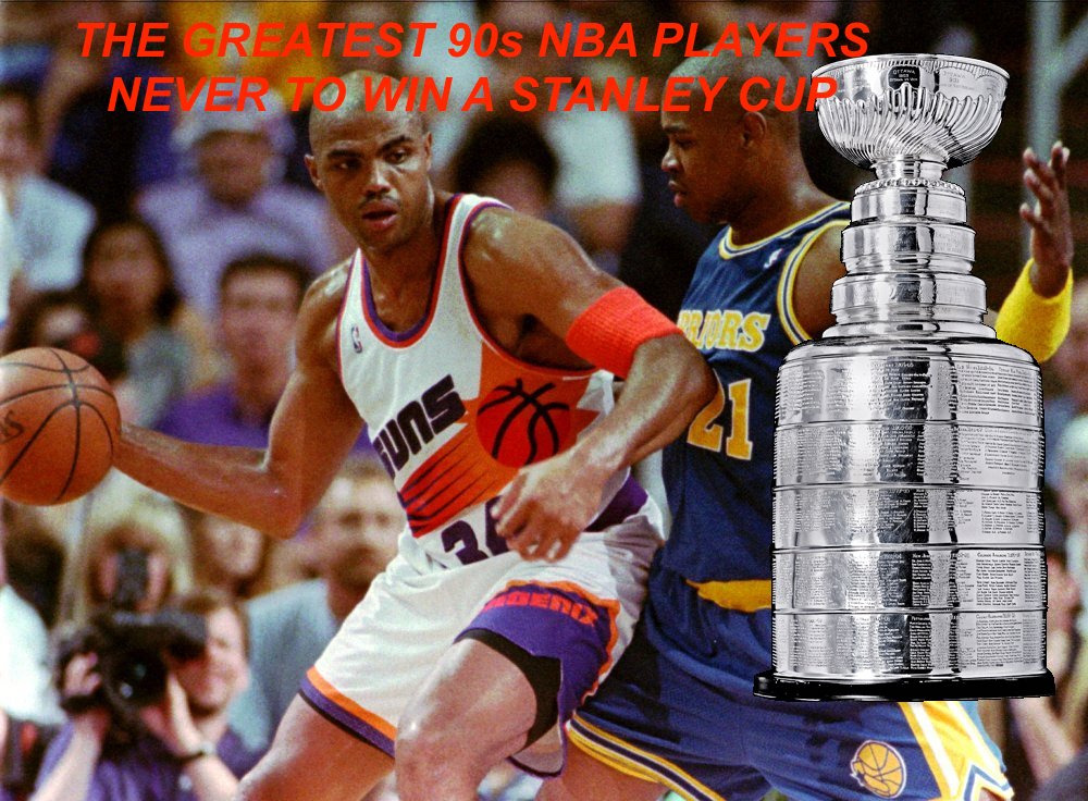 Whypothetical: What If? The Greatest 90's NBA Stars To Never Win a Stanley Cup