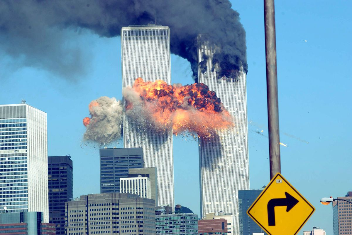 Turn That Frown Upside Down: These 8 Adorable Pictures of the 9/11 World Trade Center Terrorist Attacks Are Sure To Brighten Your Day