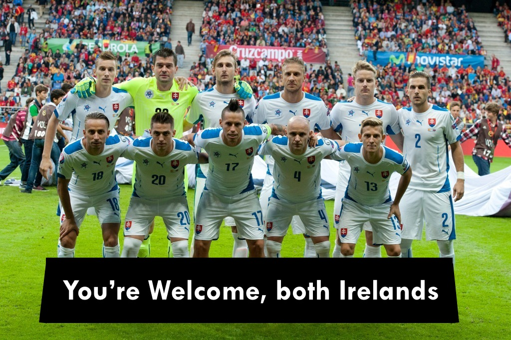2 Days To Go: My (UNAUTHORIZED) UEFA Eurlo 2020 Preview: The Team Who Have Finally United Northern Ireland and Republic Of Ireland  ***Please also note: My internet is broken so this is all from memory, I can't look up or verify anything***
