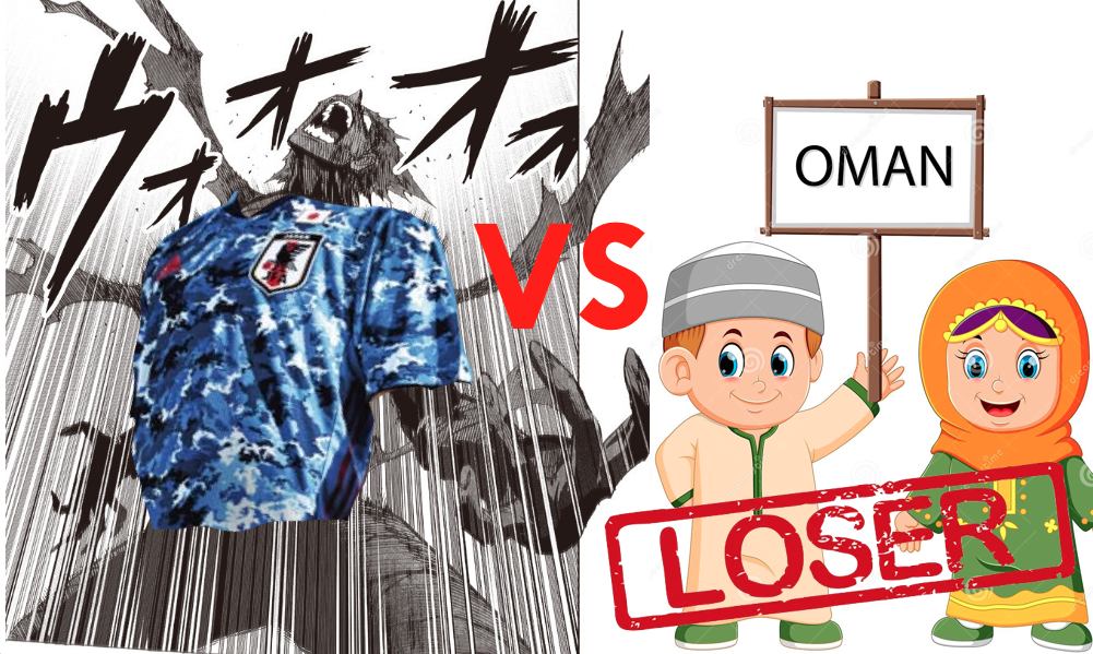 Qlamqtar 2022 World Cup Asian Qualifying is Back! And to kick things off it's Japan vs Oman! Who will win? Who is more racist? Who has had more bloodshed in their respective civil wars? Who will get the points?