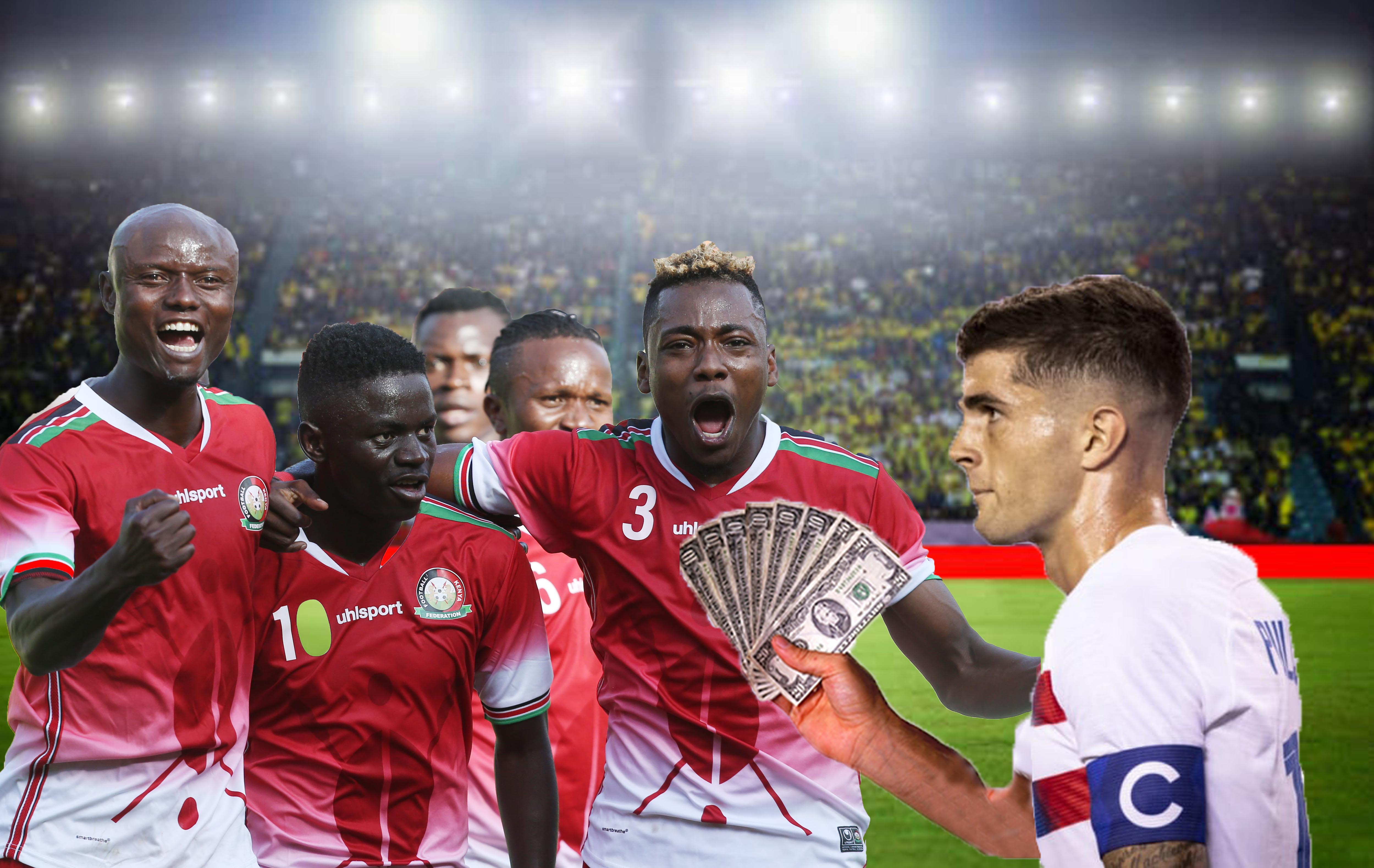 Qlamqtar 2022 World Cup – Team Profile: Kenya – 20, 22 things about Kenya that you'd have to be a goddam moron not to already know (pt.1)